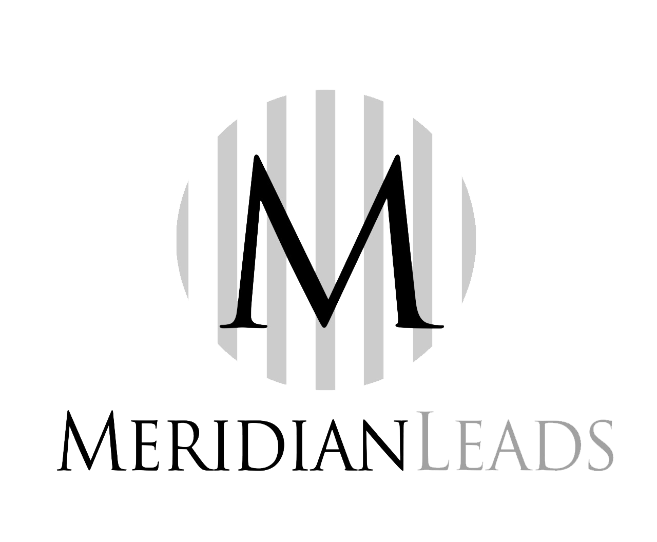Meridian Leads Logo